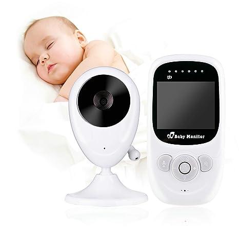 Vigilabebés soporte de monitor de bebé, FlexxiCam por SwallTech, vuelva a colocar el estante