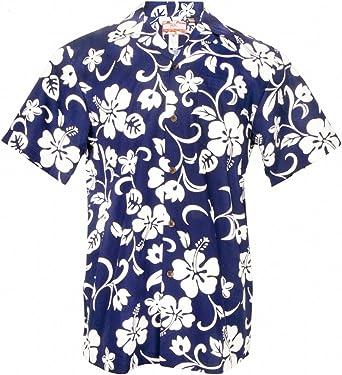 Aloha Shirt Hawaiian Mens Hawaiian Shirts Paradise Hibiscus Hawaiian Shirts