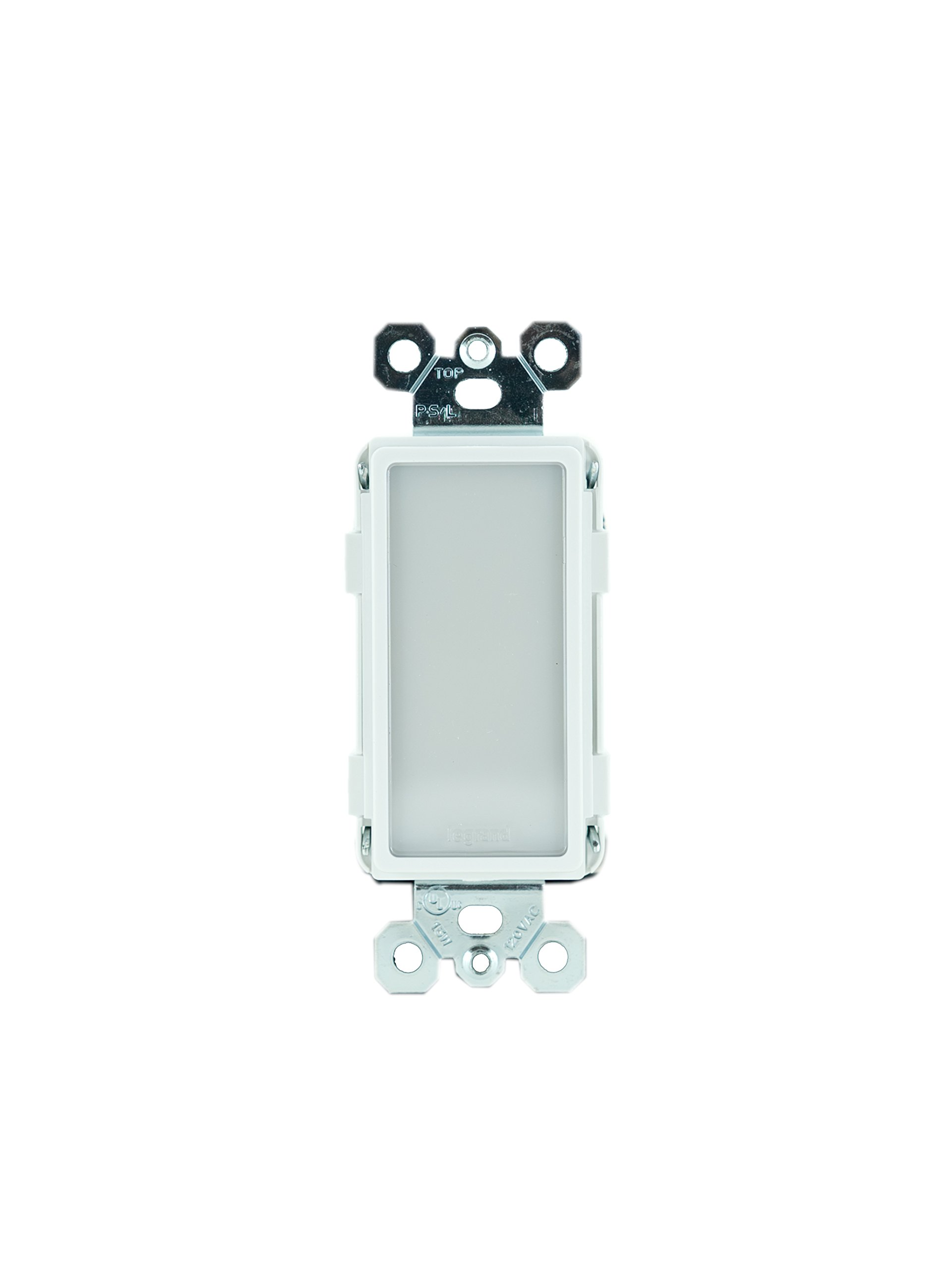 Legrand - Pass & Seymour radiant NTLFULLWCC6 Full LED Night Light with Adjustable Light Levels, White