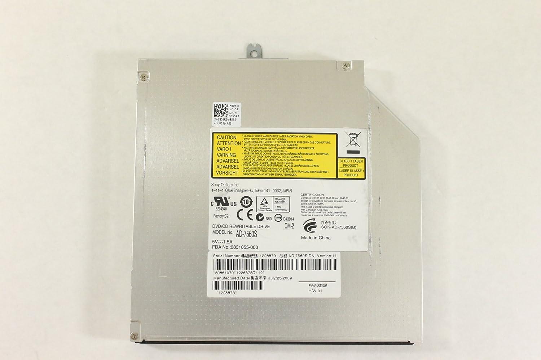 Dell DVD-RW Drive AD-7560S 855R1 Inspiron 1545