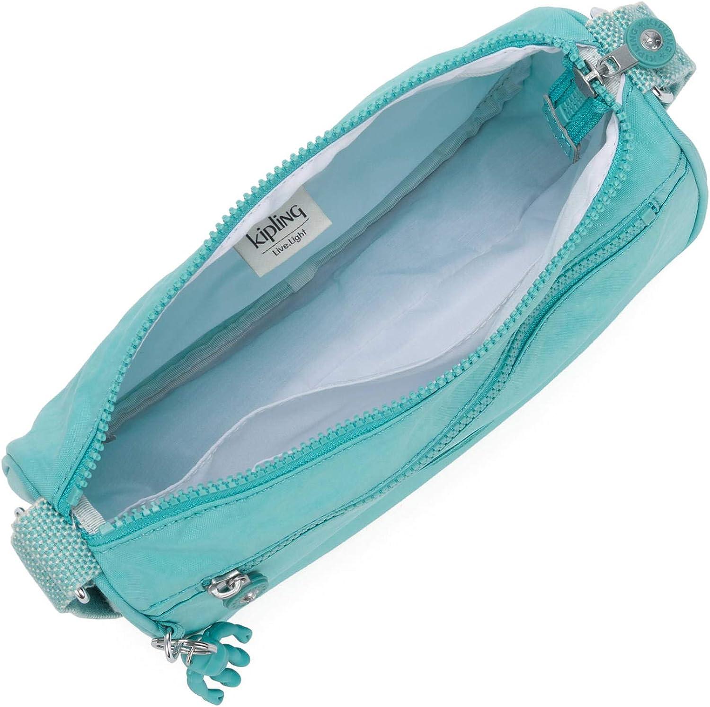 Kipling Callie - Borsa a mano Seaglass Blu