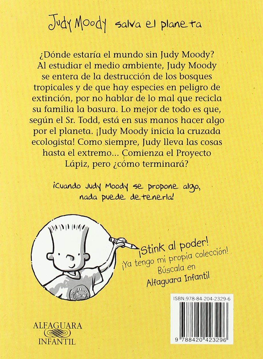 Judy Moody salva el planeta: Megan (1959-) ; Rozarena, P. (1927-)  (trad.) Reynolds, Peter (1961-)  (il.) McDonald: 9788420423296: Amazon.com: Books