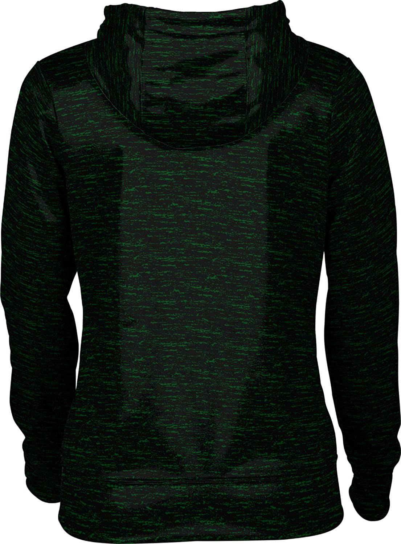 Ohio University Girls Pullover Hoodie Brushed School Spirit Sweatshirt