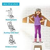 2 Step Stool for Kids (2 Pack) - Toddler's Stool