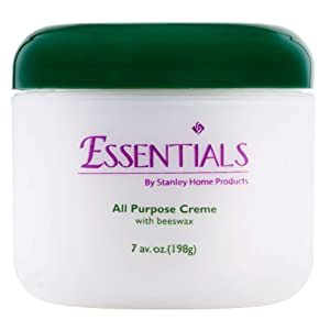 Stanley Essentials All-Purpose Cream - Emollient Lotion with Beeswax For Soft Youthful Skin - Rids & Hydrates Callous Patches For Men & Women