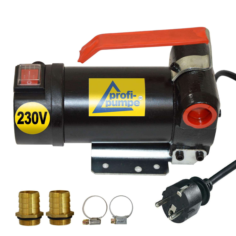 Ribitech 1102 Bomba de gas/óleo-el/éctrico 370 W