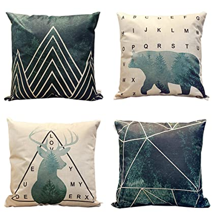Amazon HIPPIH 40 Packs Square Pillow Cover 40 X 40 Inch Amazing 20 X 20 Inch Pillow Covers