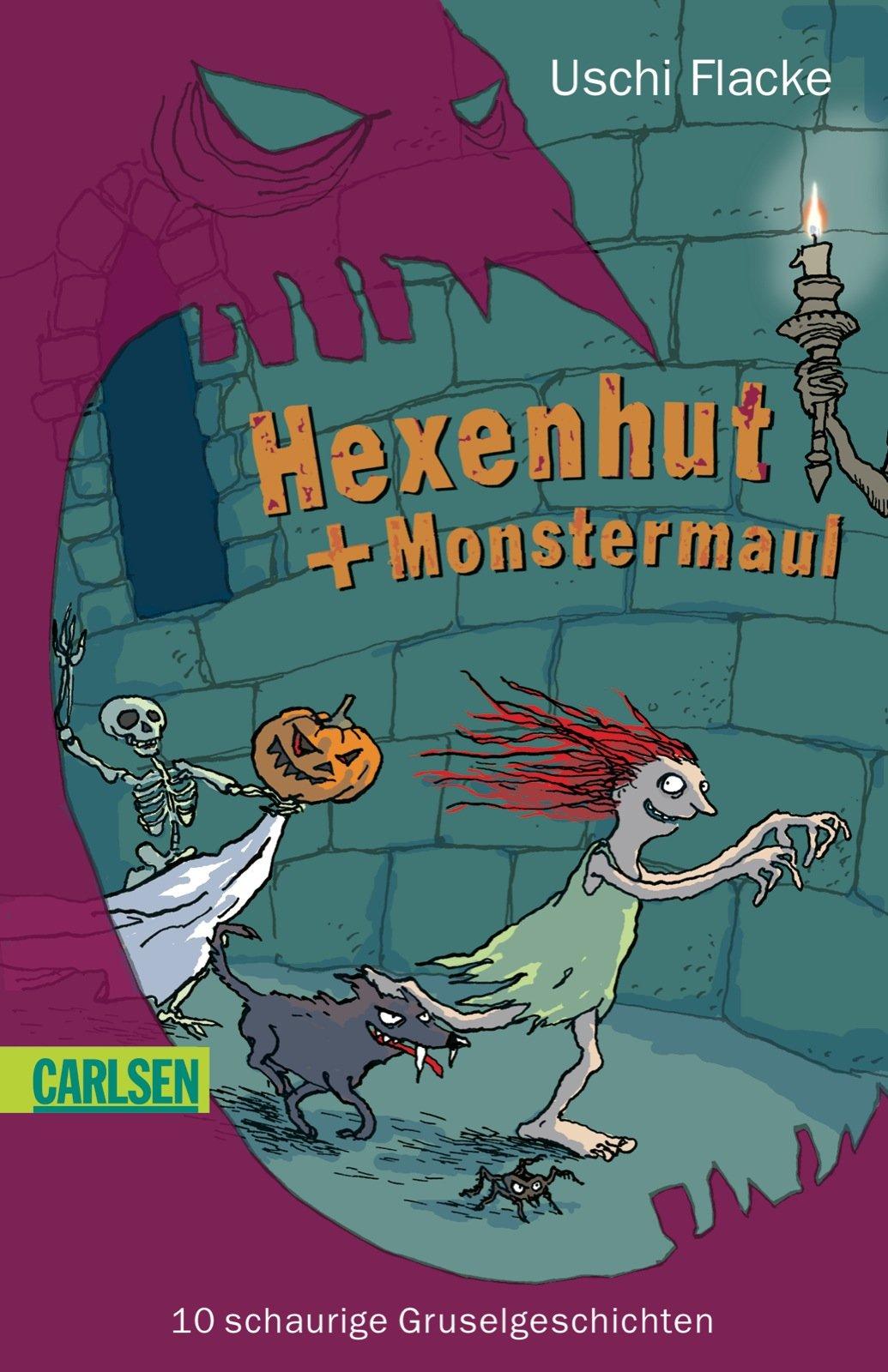 Hexenhut und Monstermaul