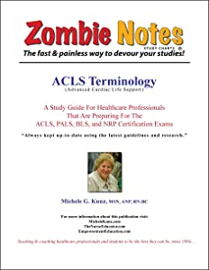 Zombie Notes ACLS Terminology