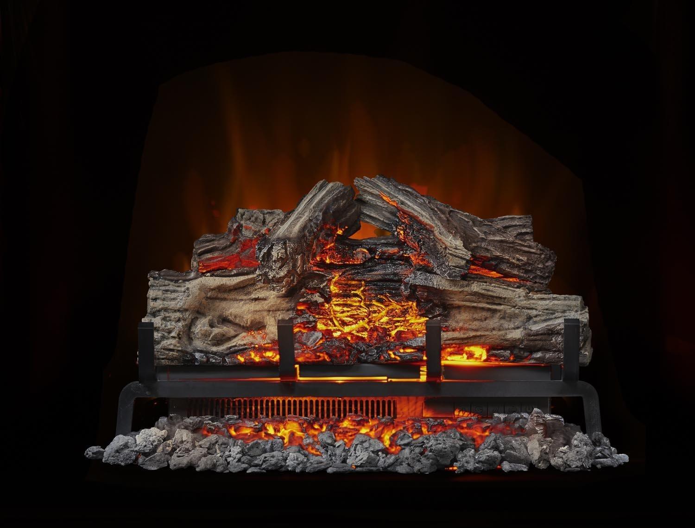 Amazon.com: Napoleon Woodland Electric Fireplace Log Set: Home & Kitchen