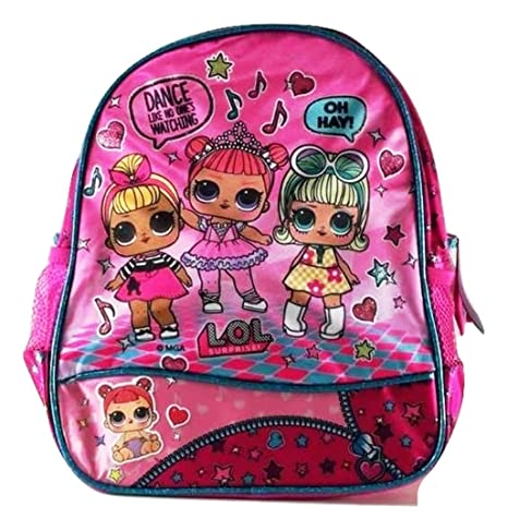 LOL SURPRISE Mochila Infantil 30X25X10