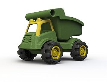 Amazon Com Beginagain John Deere Dump Truck Toy Perfect For Boys
