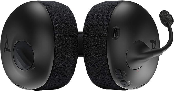 PDP - Auricular Stereo Gaming LVL50 Wireless, Gris (PS4): Amazon.es: Videojuegos