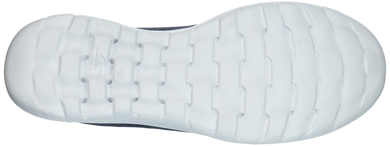 Skechers Women's Flat Go Walk Lite-15393 Ballet Flat Women's B072R83CQ3 8 B(M) US|Denim fa3157