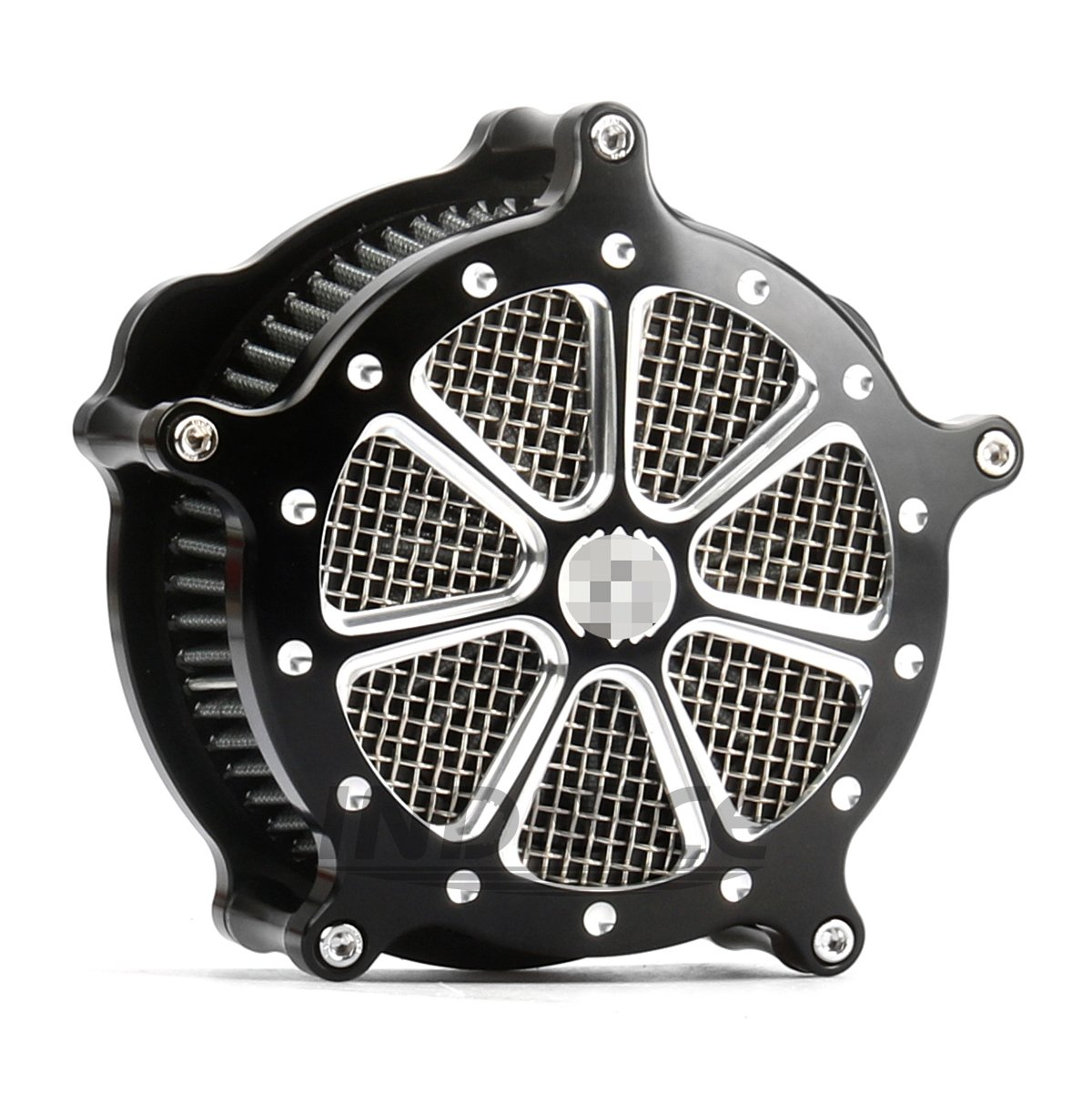 CNC deep cut harley Air Cleaner seventy two air filter harley air intake system For Harley Sportster 883 XL1200 Iron 883 air filter