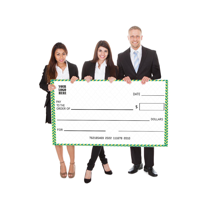 Placa de presentación gigante personalizada para recompensas ...