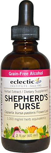 Eclectic Shepherd s Purse O, Blue, 2 Fluid Ounce