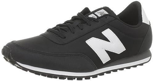 new balance u410 mnkk nylon noir blanche