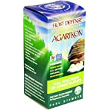 Host Defense - Agarikon Capsules, Full Spectrum of Mushroom Constituents, 60 Count (FFP)