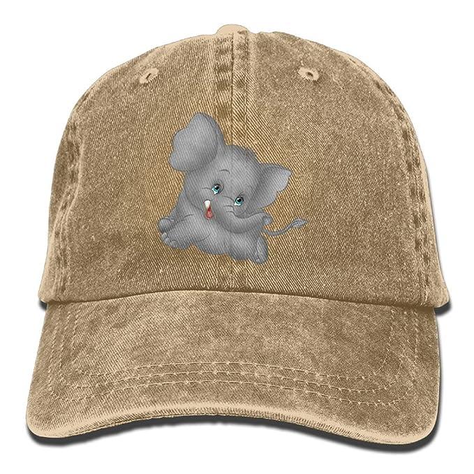 eb1f26e68b2c2 Wiongh Opp Cowboy Baseball Cap Unisex Adjustable Trucker Style Hat Naughty  Cute Baby