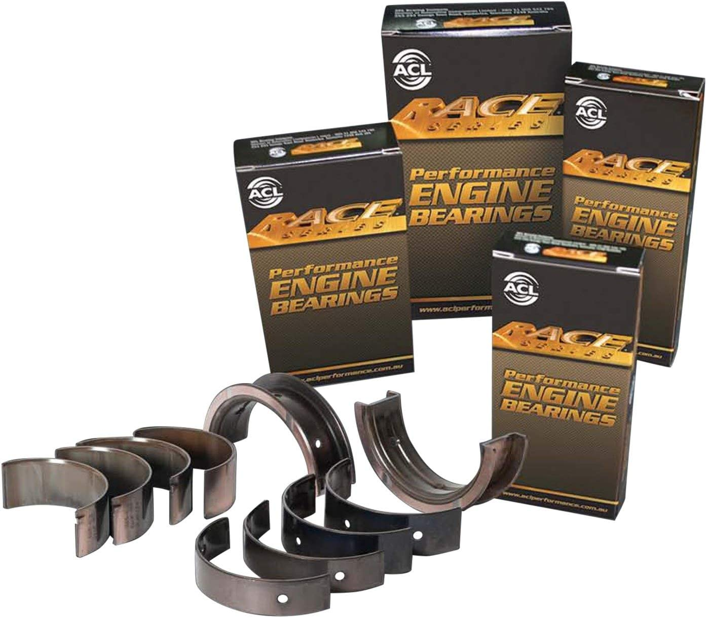Standard Size High Performance Rod Bearing Set for Nissan 4B2976H-STD ACL