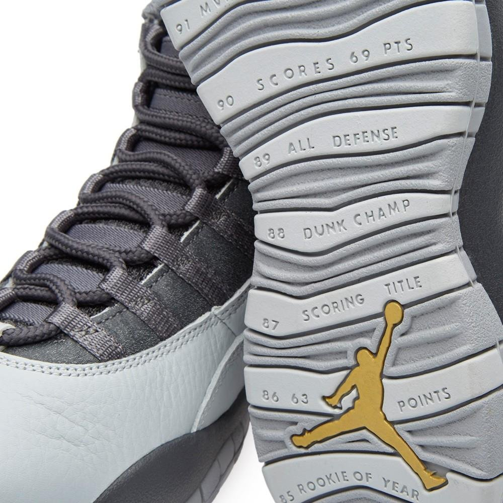 AIR JORDAN RETRO 10 'LONDON' - 310805-004 310805-004 310805-004 - Größe 12 bd0730