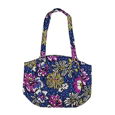 Vera Bradley Glenna Purse (One Size, African Violet)  Handbags ... 7e15081022