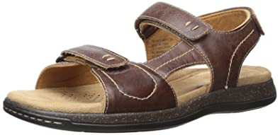 c45420f482d G.H. Bass   Co. Men s Halstead Flat Sandal