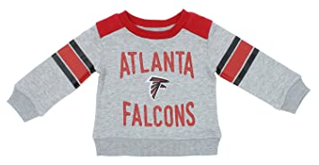 buy online 3746a bd677 Outerstuff NFL Kids Toddler (2T-4T) Birthright French Terry, Long Sleeve  Crew Shirt - Team Options