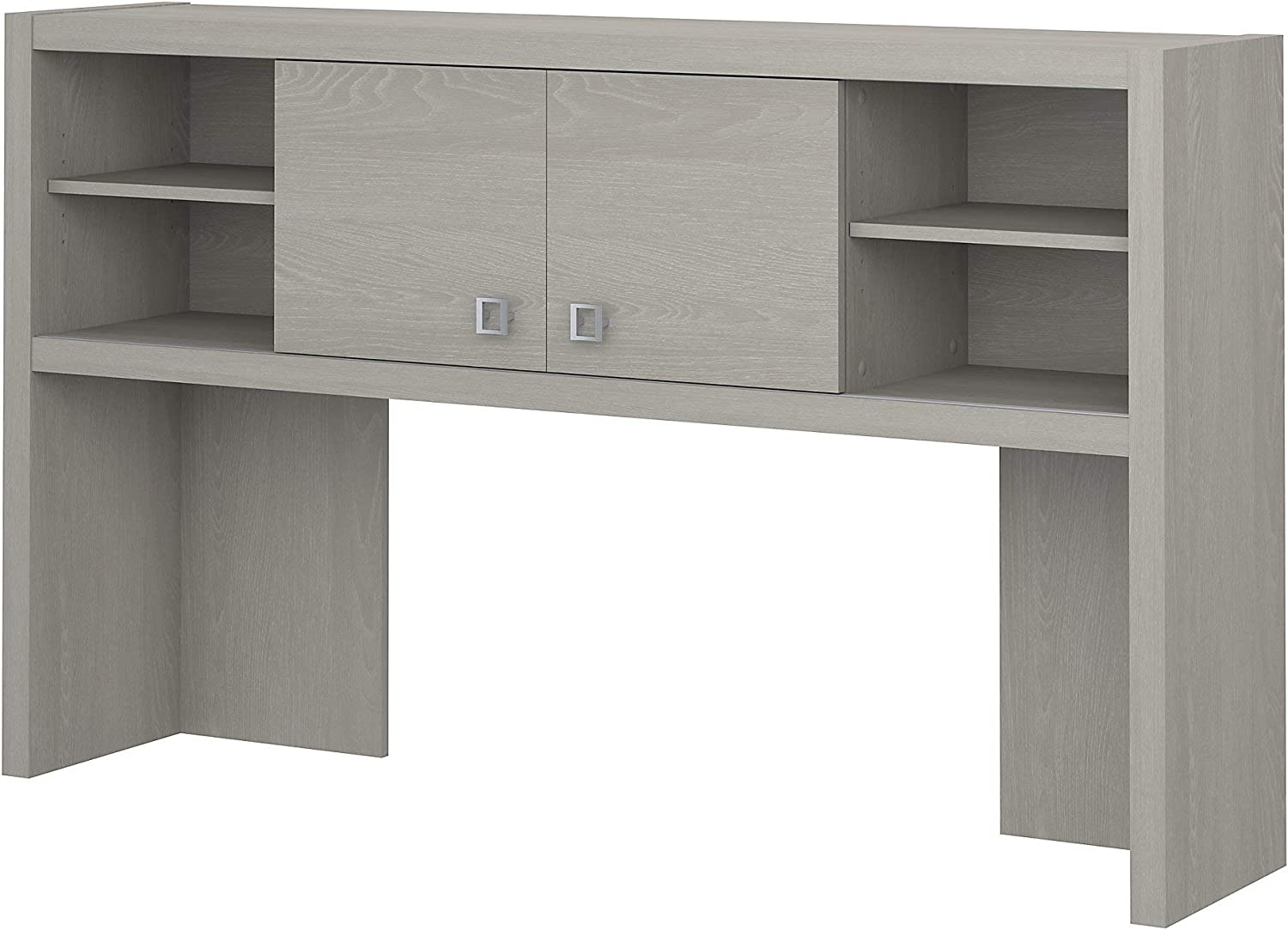 Bush Business Furniture Office by kathy ireland Echo Hutch, 60W, Gray Sand