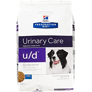 Hills U/D Non-Struvite Urinary Tract Dog Food