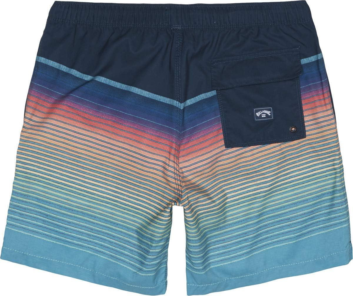 Pantalones Cortos para Nadar y Surfear Hombre BILLABONG All Day Stripe LB