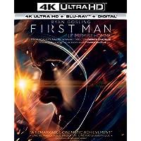 First Man [4K Ultra HD + Blu-ray + Digital] (Bilingual)