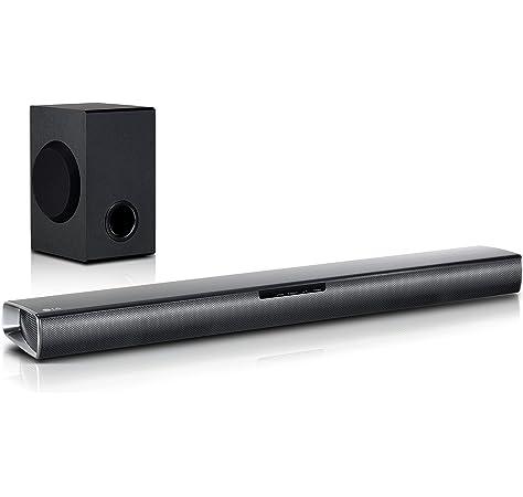 LG - Barra De Sonido - Lg Sh4D, 2.1, Potencia 300W, Bluetooth 4.0 ...
