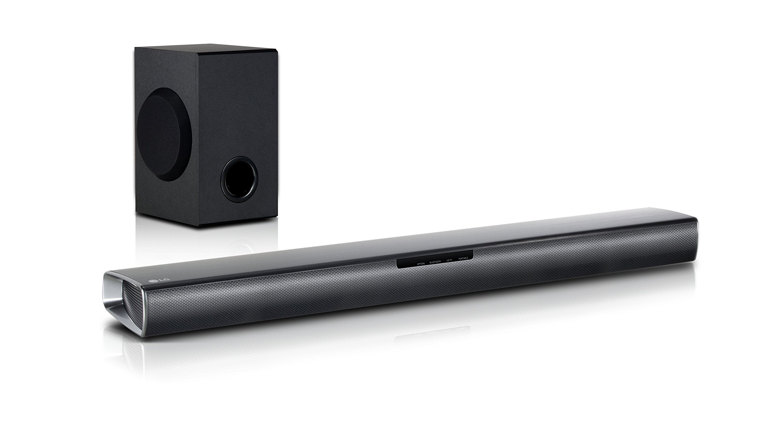 LG SJ2 - Barra de sonido inalá (2.1 channels, 160 W, 60 W