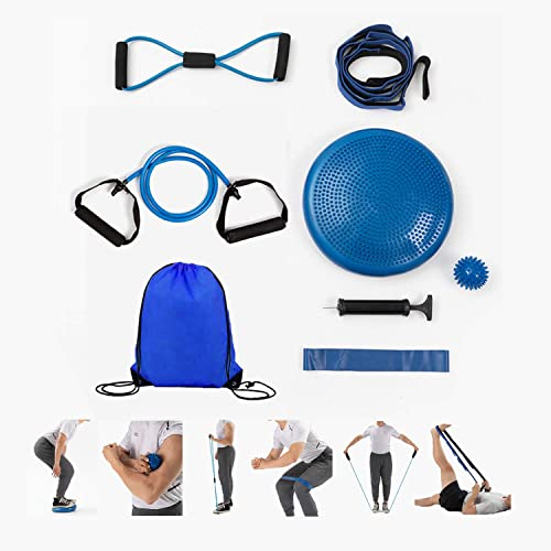 Exercise matLiuhe Family Fitness mat Fitness Equipment Set