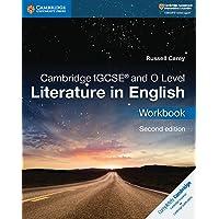Cambridge IGCSE® and O Level Literature in English Workbook