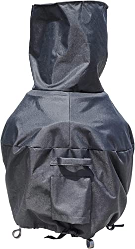 Sturdy Covers Chiminea Defender – Durable, Weather-Proof Chiminea Fire Pit Cover