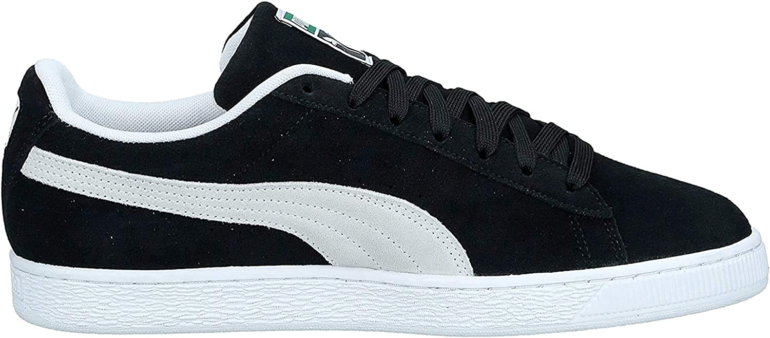 Amazon.com | PUMA Select Men's Suede Classic Plus Sneakers ...