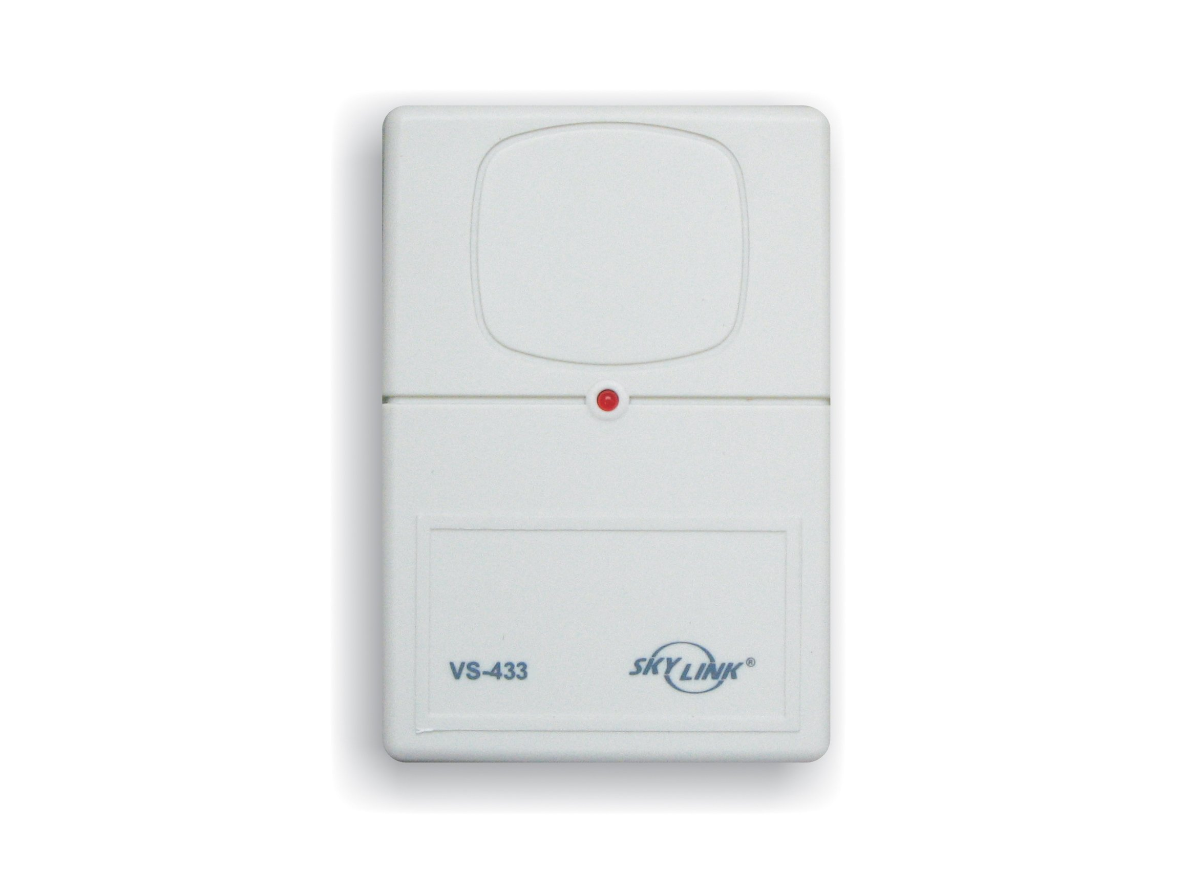 Skylink VS-433W Glass Door Window Vibration Security Alert Alarm Safety Protection Sensor   Affordable, Easy to Install DIY Accessory for SC Series Systems