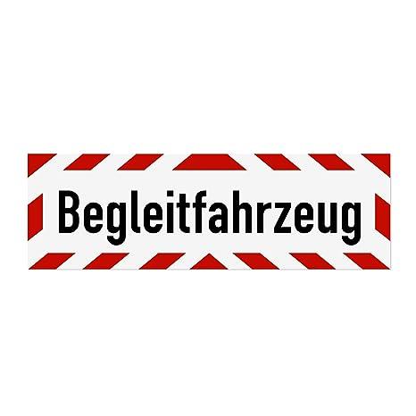 lieferbar in DREI Gr/ö/ßen 65 x 20 cm Schild magnetisch Lohofol Magnetschild Werkstattfahrt