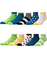 Elephant Brand Women's Socks - Pack of 10 - Low Cut and No Show - Running Athletic Performance Socks