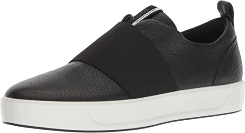 ECCO Soft 8, Sneakers Basses Femme: : Chaussures et