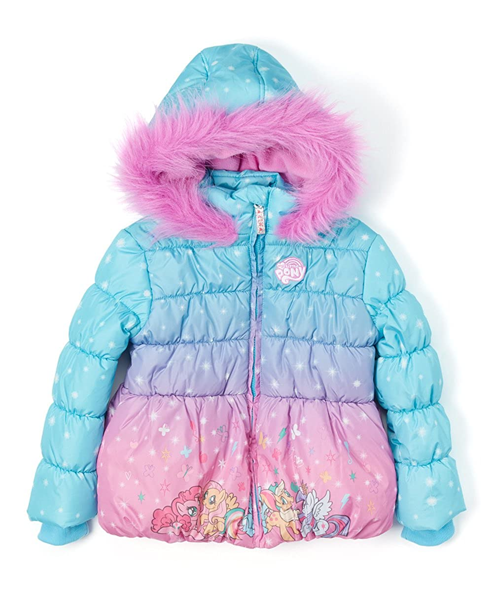 My Little Pony Girls' Ombre Jacket 93282