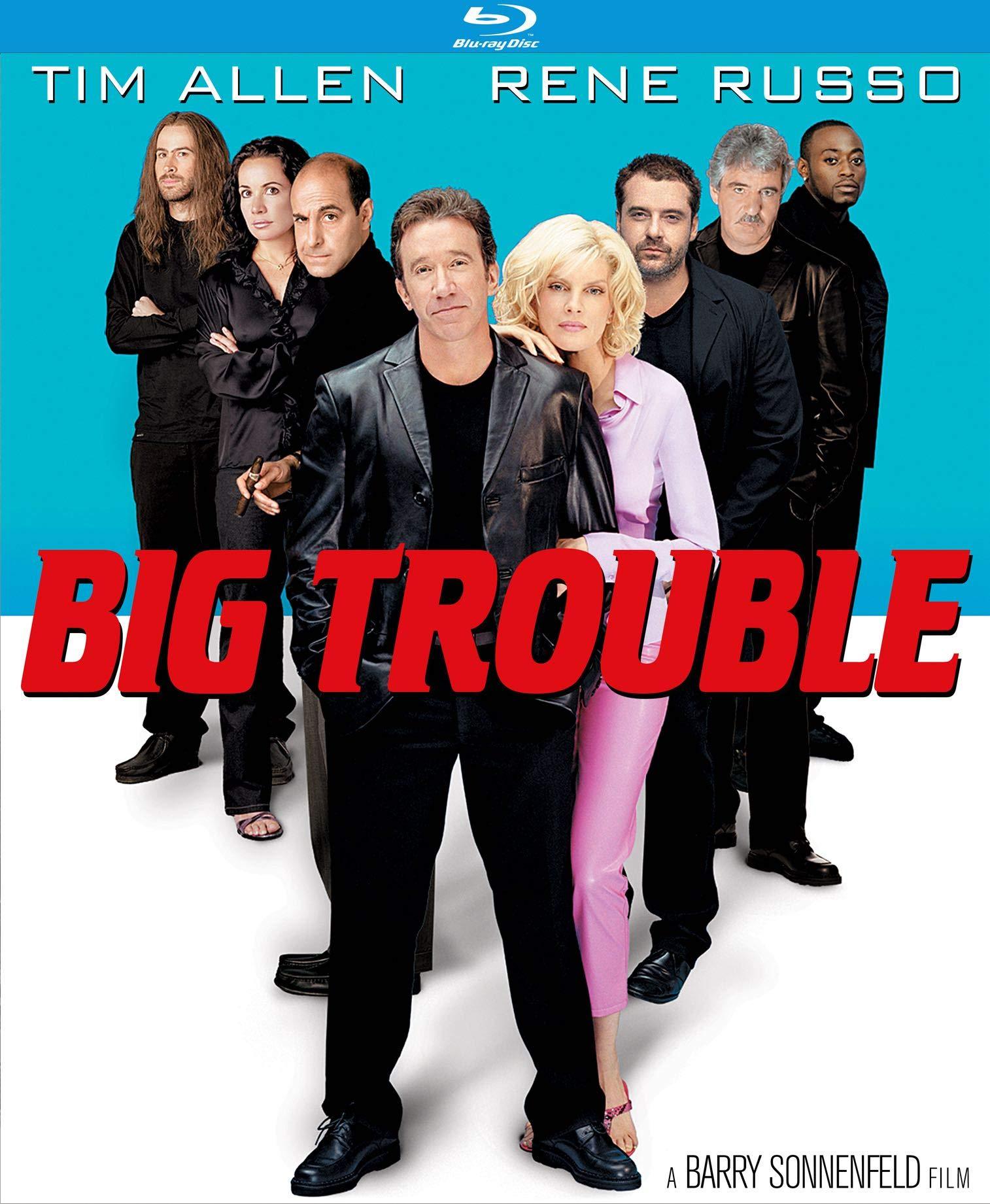 Blu-ray : Big Trouble (Blu-ray)