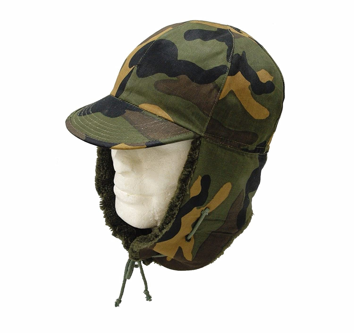 df0639c77 Cobmaster Brand New Warm Military Army Trapper Hat Foreign Legion Cold  Weather Winter Cap