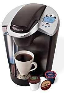 Keurig K60/K65 Special Edition & Signature Brewers, Single-Cup Brewing System