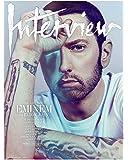 Interview Magazine (December 2017/January 2018) Eminem Cover