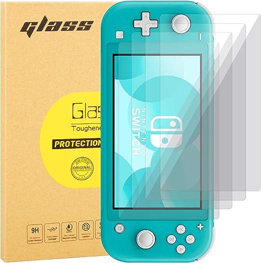 Protector Pantalla para Nintendo Switch Lite (4Pack), Templado ...