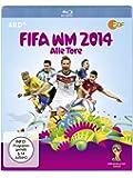 FIFA WM 2014 - Alle Tore [Blu-ray]